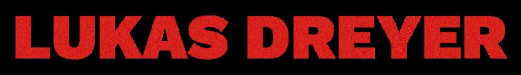 Logo: Lukas Dreyer