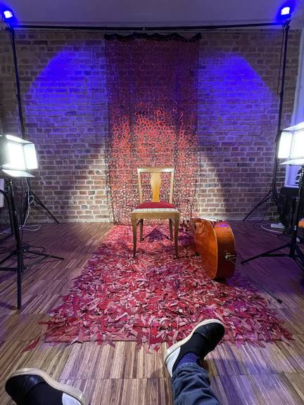 Hairdryer Music Studio Leipzig