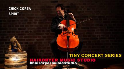 chickcoreaspirit-thumb-tiny-concert-hairdryer-music-studio