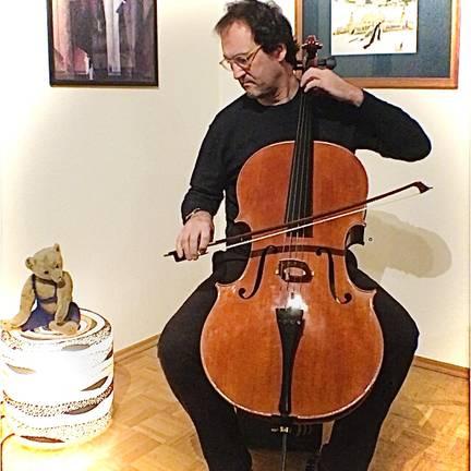 Leipziger Cellist live podcast tiny concert series